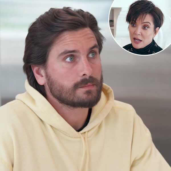Kris Jenner, Scott Disick, Keeping Up with the Kardashians